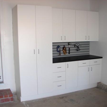 garage cabinet organization