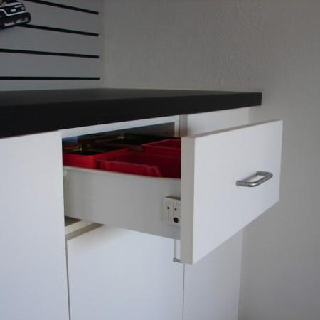 garage storage cabinet drawers